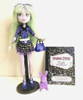 Monster High Twyla Daughter of the Boogey Man 13 Wishes Doll Complete!