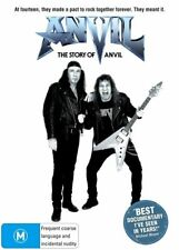 Anvil - The Story Of Anvil (DVD, 2010)