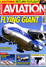 AVIATION NEWS 78/03 MAR 2016 Swiss,YF12A,Pegasus,Patrouille Suisse,An-124,Bv 141