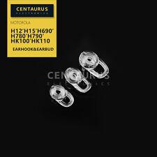 New Gel Ear Bud  Earbud For MOTOROLA H12 H15 H690 H780 H790 HK100 HK110
