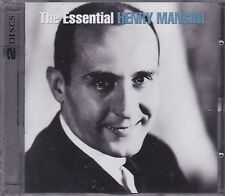 THE ESSENTIAL HENRY MANCINI on 2 CD's