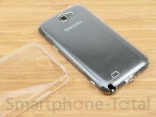 "Samsung Note 2  N7100 Silikon Case ""Clear""  Bumper Etui Schutzhülle klar"