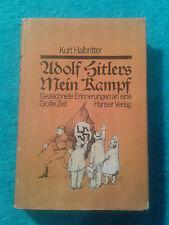 Kurt HALBRITTER - Hitler Hitlers MEIN KAMPF - Bärmeier & Nickel 1976 - SATIRE