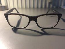 Ray Ban RB 5228 5076 53 Grau Brillengestell Brille