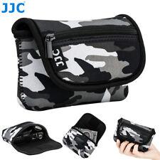 JJC Soft Compact Camera Pouch Bag for Canon G7X SX720 Panasonic TS30 Ricoh GR II
