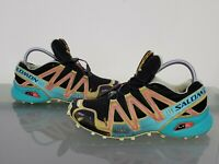 Salomon Speedcross 3 Athletic Running Sports Outdoor Hiking Shoes Size 8