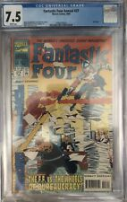 Fantastic Four Annual #27 CGC 7.5 1st Partial Appearance Time Variance Authority