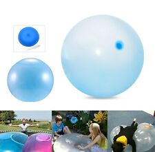 120cm Bubble Wasserball Ballon Spielzeug Wasserballons Aufblasbar Wubble Große