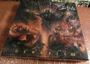 Sodom  Genesis XIX  box Limited