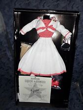 "NIB-ASHTON DRAKE 15""/16""GENE SHARP/GORGEOUS SHOES""PICNIC IN THE COUNTRY""OUTFIT-"