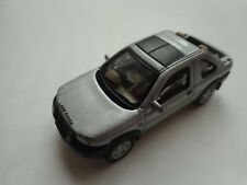 1/72 CARARAMA CLASSIC - SILVER LAND ROVER FREELANDER DIECAST MODEL CAR