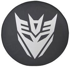 "SpareCover® Brawny Series - Transformers Decepticon Logo 28"" Tire Cover 4 Rav4"