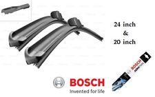 New Bosch Aerotwin Front Set Wiper Blades Audi Porsche Volvo 500 mm 600 mm A298S