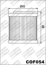 COF054 Filtro De Aceite CHAMPION HusqvarnaSM610 S es decir,6102006 2007 2008