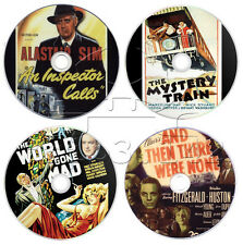 Crime, Drama, Mystery Movie DVD Collection: Mystery Train, World Gone Mad, And..