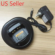 NEW! Charger for MOTOROLA HNN9008 HT750 HT1250 HT1550 GP328 GP338 MTX950 Battery