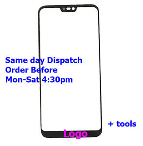 For Huawei P20lite LCD Front Touch Screen Outer Glass Huawei P20 lite  +tools
