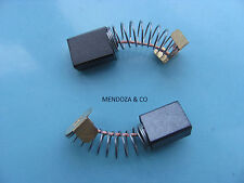 POWER CRAFT angle grinder 7807 carbon brush set 2pcs PAG-230/2100 genuine