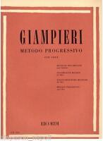 Giampieri: Verfahren Progressive Für Oboe - Erinnerungen