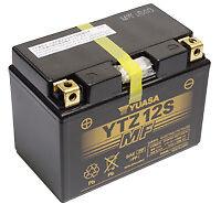 Batterie Moto BMW 1000 S1000RR(DWA) Yuasa YTZ12S  12v 11Ah