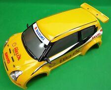 PAINTED Lexan Body Shell - Suzuki Swift to suit 1:10 RC MINI Tamiya M06 M05