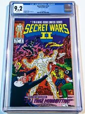 Secret Wars II #2 (1985 Limited Series) High Grade CGC 9.2 Collectible MARVEL!