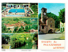 CARTOLINA TOSCANA -FIRENZE - PALAZZUOLO SUL SENIO 1110 - SALUTI 1970