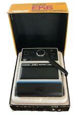 Kodak EK6 Instant Camera W/ Box instructions Vintage