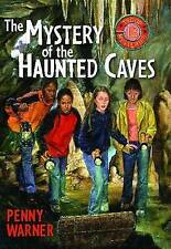 NEW Mystery of the Haunted Cave by Penny Warner