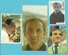 Charles Aznavour Fab Card Collection French Armenian singer songwriter activist