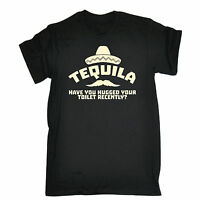 Tequila Have You Hugged Your Toilet Recently T-SHIRT Booze Beer Christmas gift