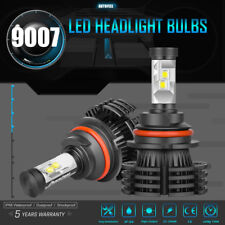 9007 LED Headlight Bulbs For Ford F-150 1992-1998 High Low Beam 1300W 195000LM