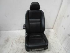 Seat Front Left Leather Full Armrest Heated Honda Cr V III (Re)