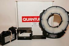 Quantum Omicron Om4 Video Ring lite inBox with mounting bracket and power supply