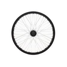 525015030 Rear wheel BMX 20 negro eje 10mm RMS bike wheels
