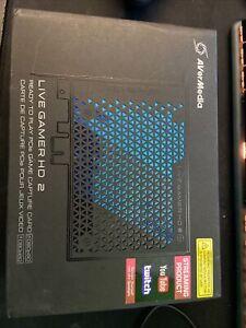 AVerMedia GC570 Live Gamer HD 2 Video Capture Card- Black Streaming Card