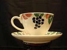 Bordeaux by Royal Winton CUP & SAUCER 3 1/4""