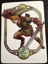 Custom Made Full Art Magic the Gathering Forest Land Anime Sword Elf EDH Card