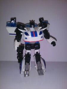 Transformers classics Jazz G1, generations, CHUG, complete