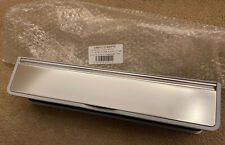 Doormaster Letterplate 12 Inch 40/80 Silver Letterbox