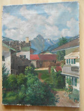 Tegernsee Rottach-Egern wall montaña Meiesbach arquitecto Christian Hinderer