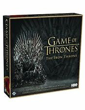 Game of Thrones: The Iron Throne [Board Game, 2016, 3-5 Players, 30-60 Min] NEW