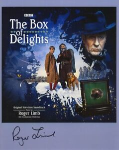 Television Autograph: ROGER LIMB (The Box of Delights) Signed Photo