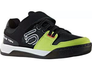 New Men's Five Ten 5.10 Adidas Hellcat Mountain Bike Shoes Sz 10 Black/Yellow