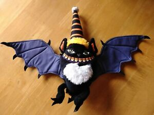 Voltaire Candy Claws Bat Plush - Midnight Flight Edition