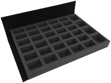 Starter Grey Tray for Gamesworkshop case- (3 fit in a classic GW case) (STGW34T)