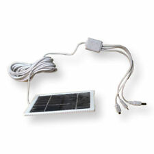 Onlite Solar Panel for Mobile Phone Tablet, Power Bank, Torches, Lights Charger.
