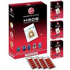 20 x HOOVER H30S Purefilt Bags for Telios Vacuum Genuine H30 Super + Fresh