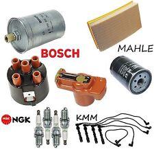 Tune Up Kit NGK Spark Plugs KMM Wire Set for Volkswagen Passat 2.0L 1991-1994