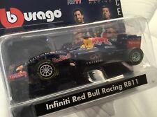 Burago F1 Infiniti Red Bull Racing Renault RB11 #26  2015  1/43